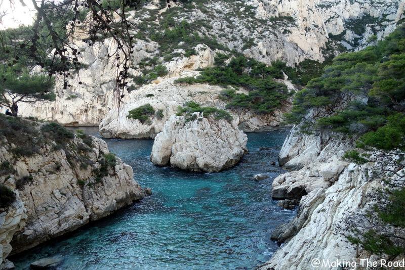 plages tranquille ou se baigner à Marseille ? calanques plages de sable snorkelling plage marseille tranquille blog