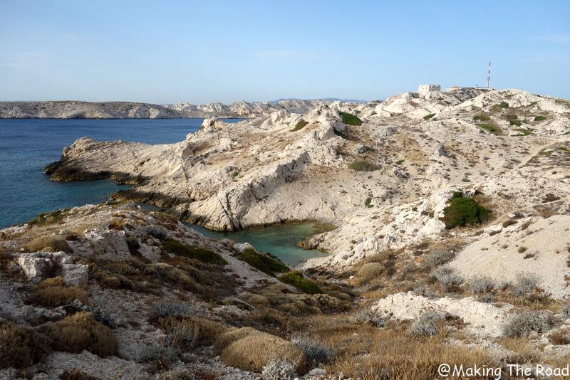city guide marseille blog visiter île frioul vacances france
