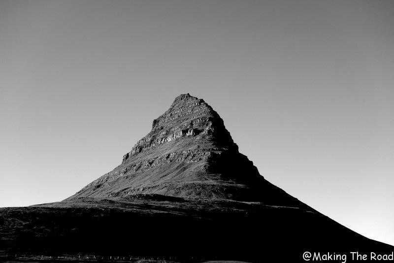 Le mont Kirkjufell islande blog de voyage visiter snaefellsnes