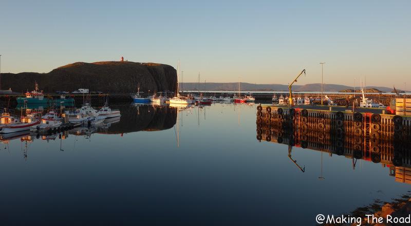 Stykkishólmur visiter ouest islande en road trip