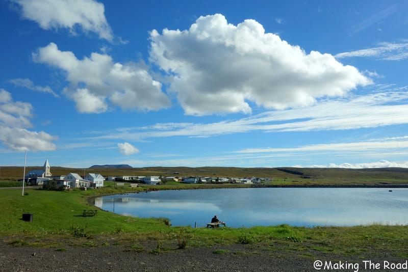 itinéraire islande est road trip
