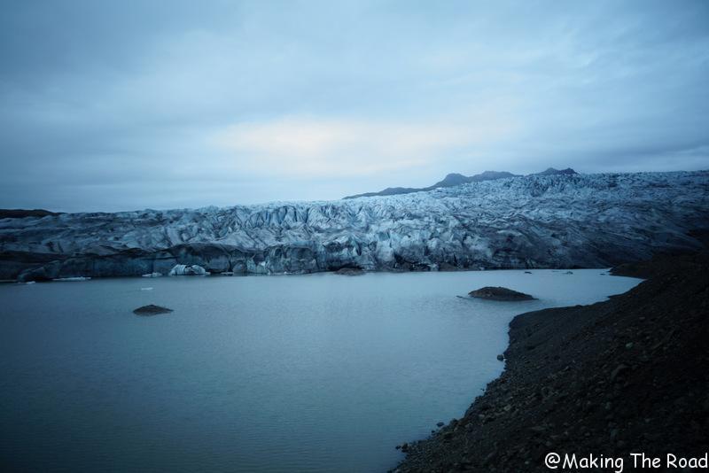 ou voir des glacier en islande
