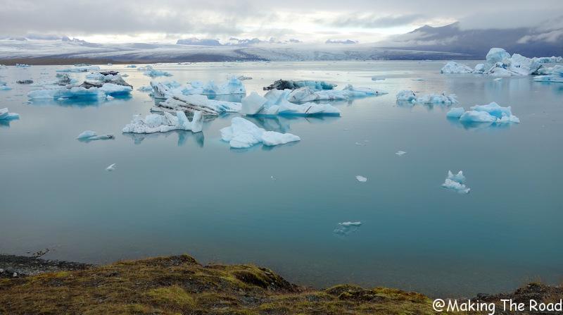 visiter Jökulsárlón islande