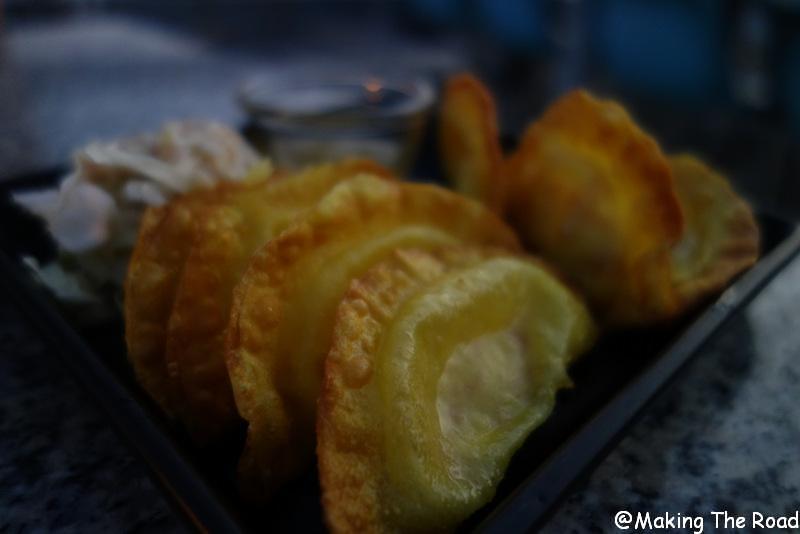 blog voyage thailande 2 semaines ou manger à bangkok restaurant PhraNakorm Bar