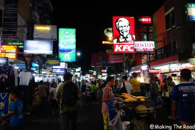 marseille bangkok koh lanta trajet songri la fete de l'eau thailande itinéraire blog voyage circuit 2 semaines depuis Bangkok