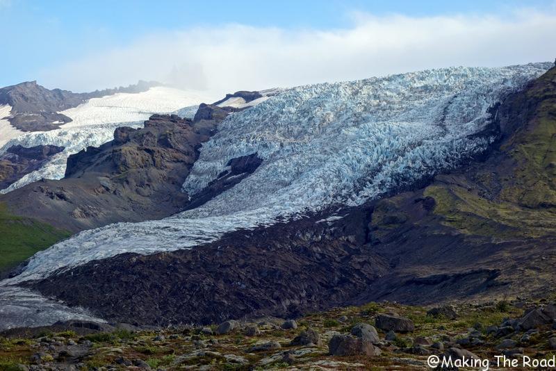 Glacier islande itineraire prés de reikjavik road trip 10 jours circuit conseillé islande