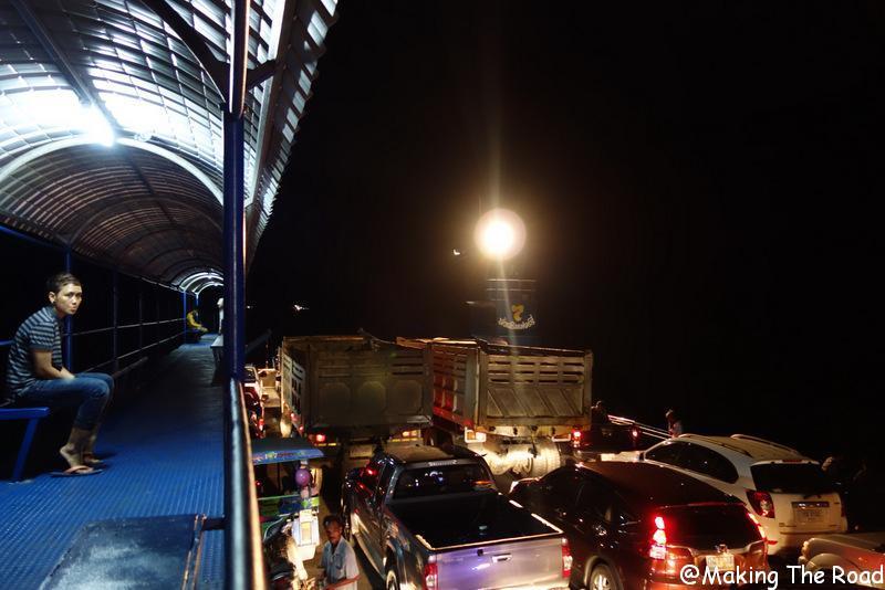 ferry pour koh lanta