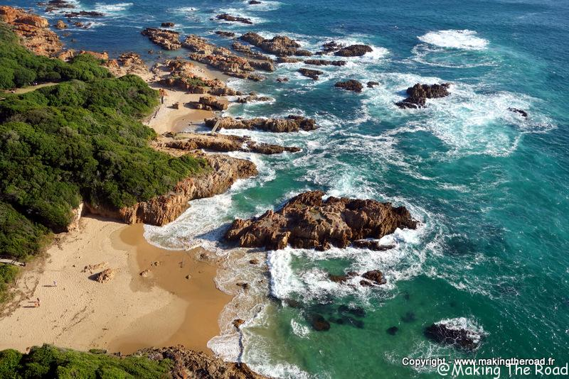 the head plage knysna
