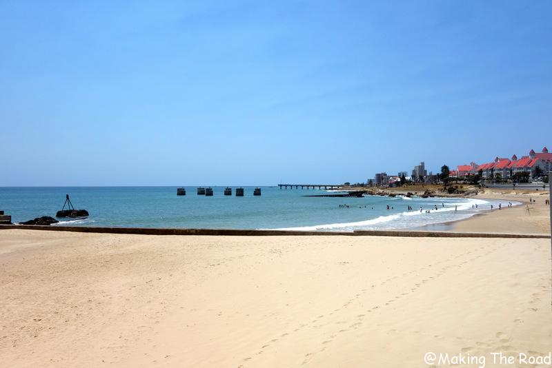 plage port elizabeth