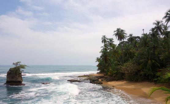 randonnée costa rica punta uva manzanillo plage blog