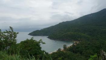 15 jours brésil road trip conseils petit budget ilhabela plage sauvage jabaquara