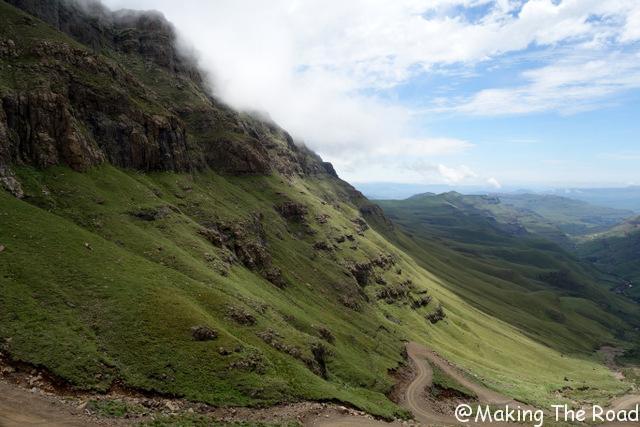 randonnee sani pass afrique sud lesotho randonnée