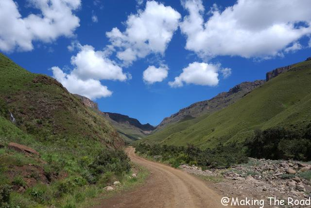 sani pass afrique sud randonnée