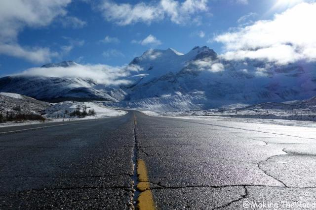 icefields parkway canada étapes incontournables road trip