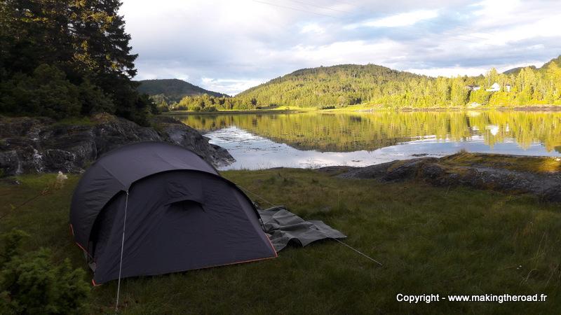 Conseils#7 Liste de matériel pour faire du Camping sauvage