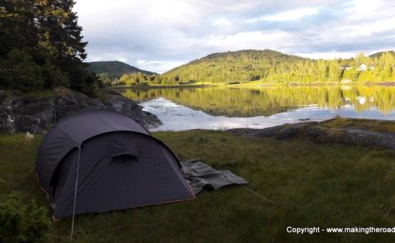 liste materiel camping montagne ete road trip