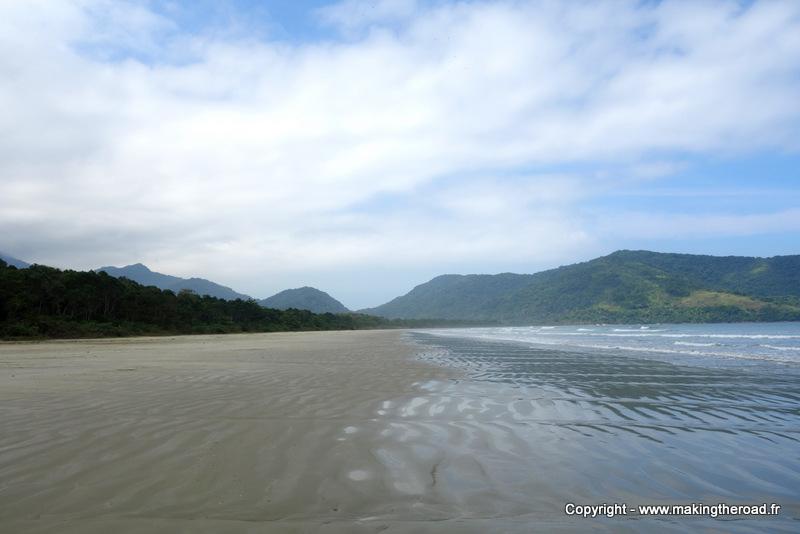 costa verde fazenda brésil plages paraty