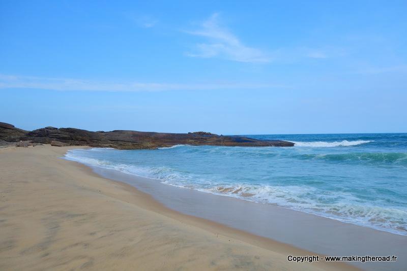 praia cepilho plage paraty costa verde