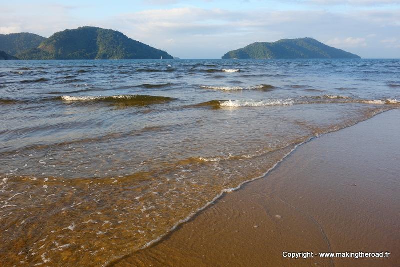 plage paraty myrim bresil costa verde