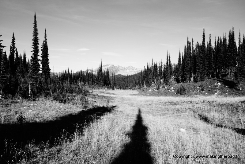 canada randonnée revelstoke