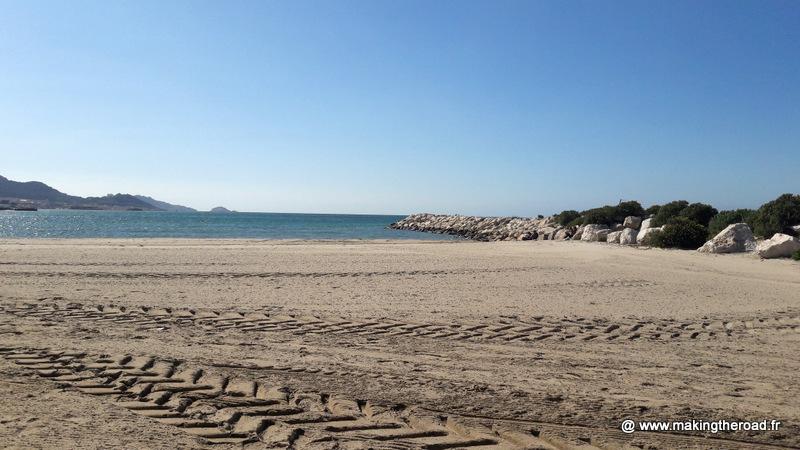 prado plage tranquille marseille ou se baigner