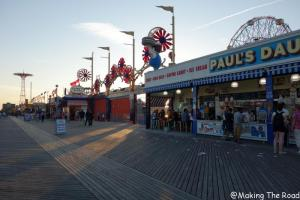 Coney Island parc d attraction new york bon plan petit budget