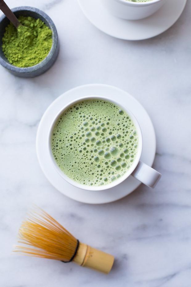Image result for vanilla green tea latte