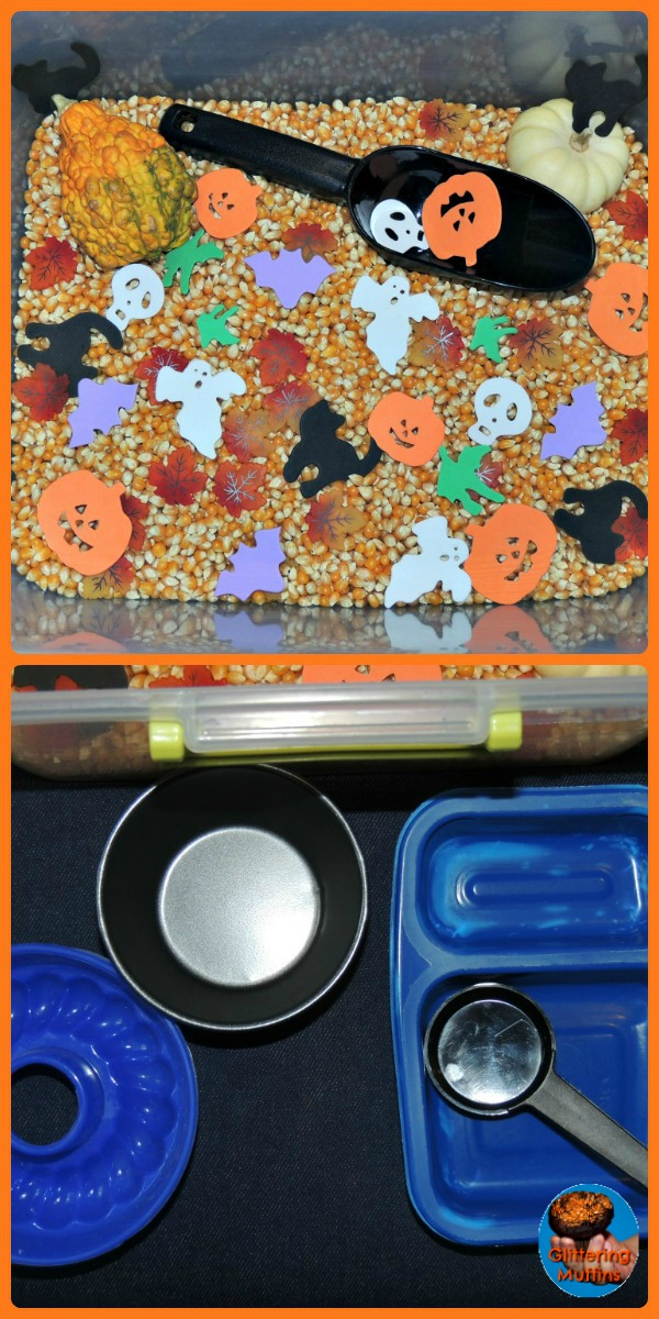13 Halloween Sensory Bins Making Time For Mommy