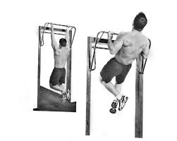 Sternum Pull Ups A real test of upper body strength