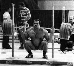 Use squats to build better looking legs, bum and body, and to increase sex drive and ejaculation load