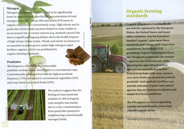 THE DIFFERENCE BETWEEN ORGANIC AND NON-ORGANIC FOOD - PAGE 6