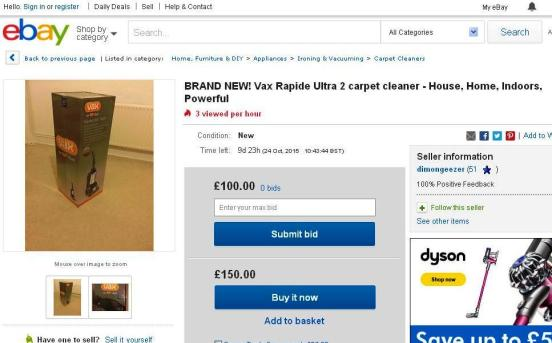 ebay title with keywords