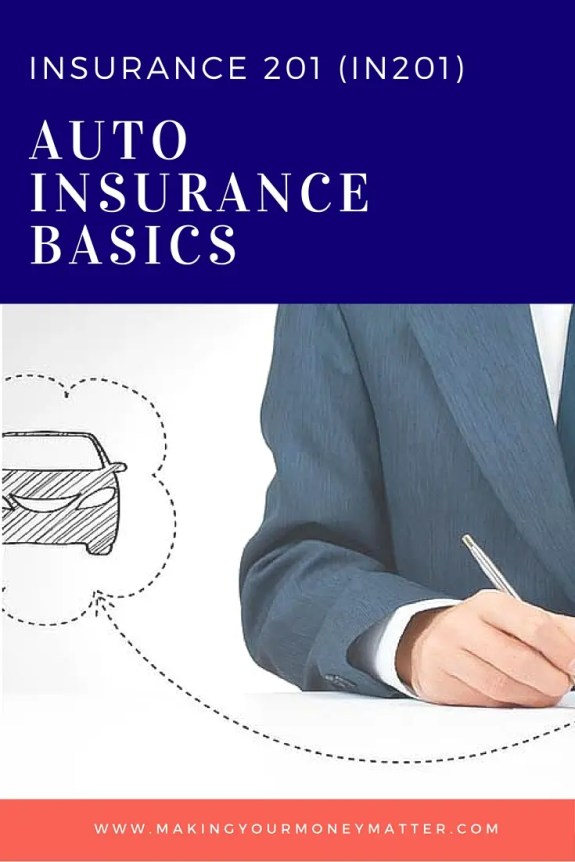 Learn the basics of auto insurance including what the terms means, how much liability coverage you need, whether you need collision and comprehensive coverage and choosing your deductibles.