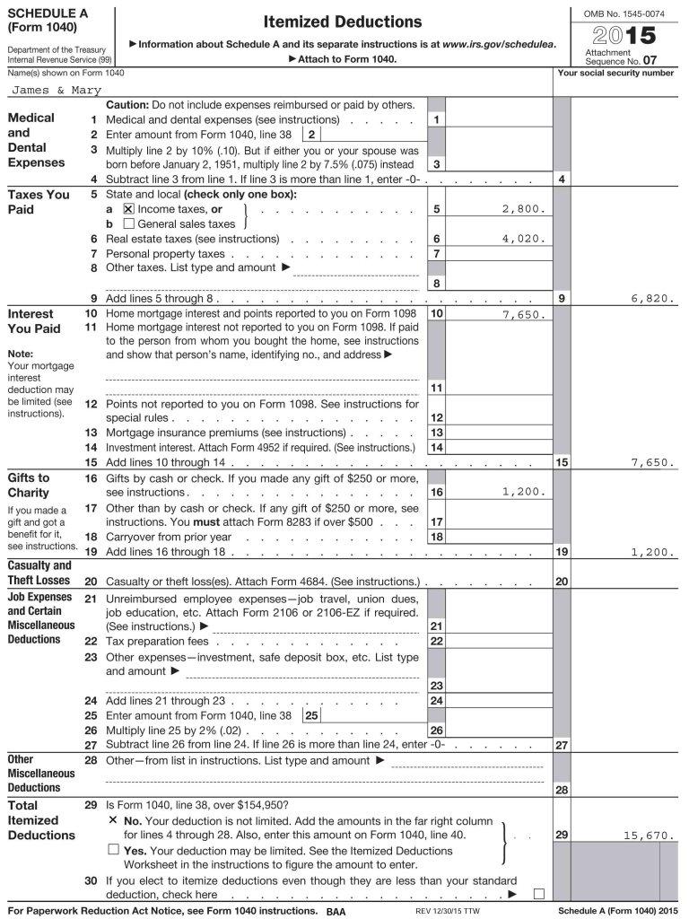 Tx301 Income Tax Basics