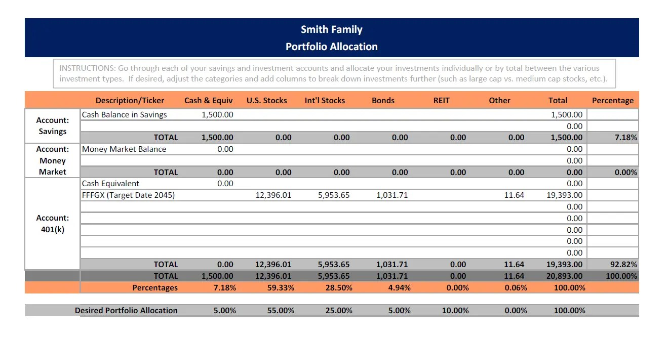 smith-portfolio-allocation-spreadsheet