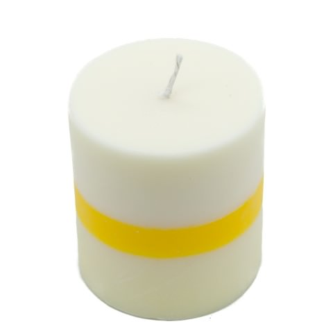 How to make soy pillar candles