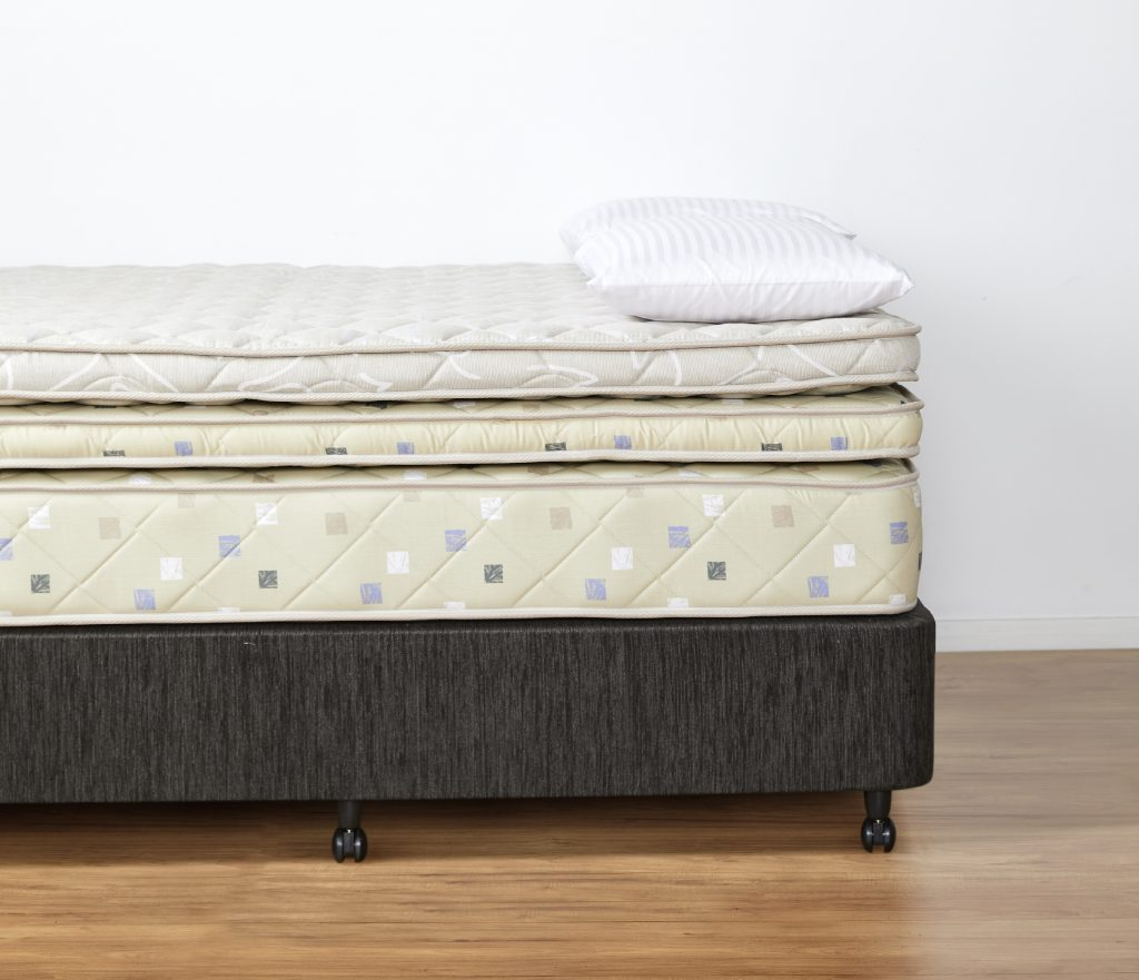 removable pillow tops