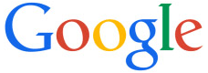 Logo Google pada September 2013