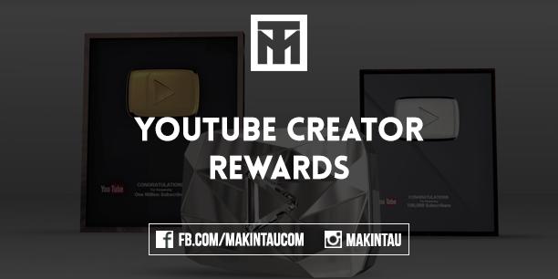 Apa Itu YouTube Creator Awards?