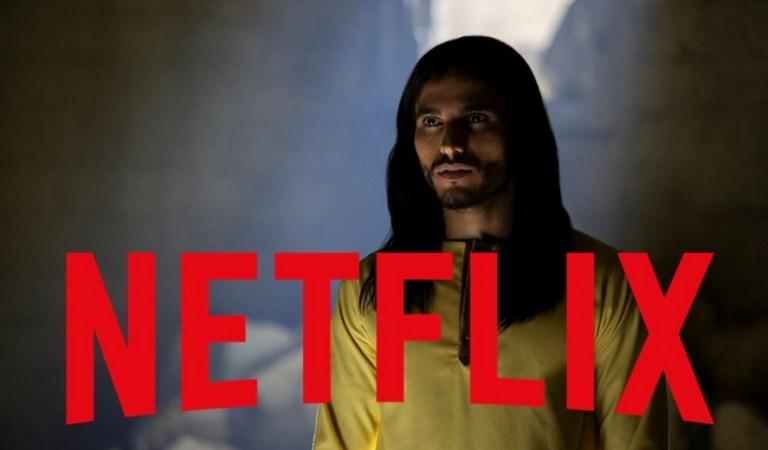 Film Dajjal! 5 Fakta Film Messiah, Serial Baru Netflix