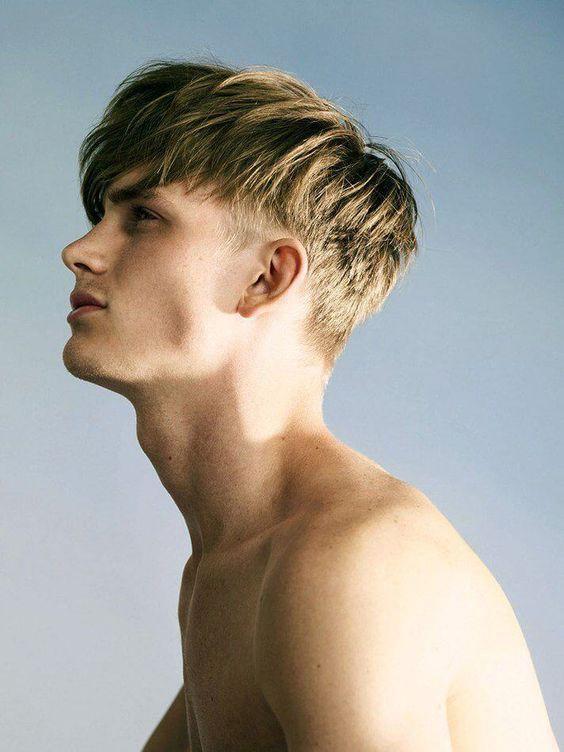model gaya rambut pria