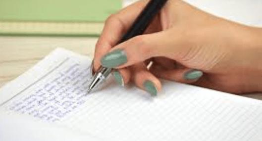 tulisan tangan keren
