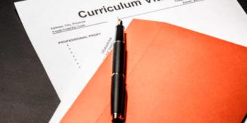 cara membuat CV tulisan tangan