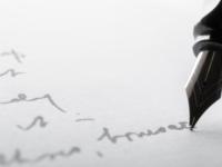 tulisan tangan indah