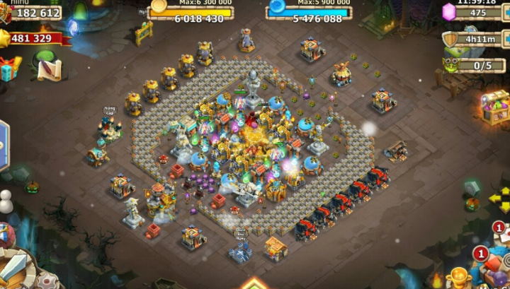 game pc mirip coc