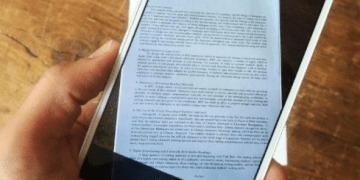 cara scan tulisan tangan ke Word