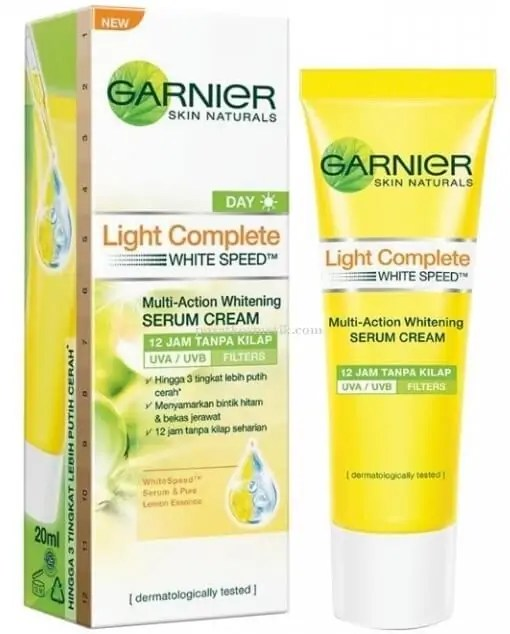 Kosmetik Garnier Aman Digunakan