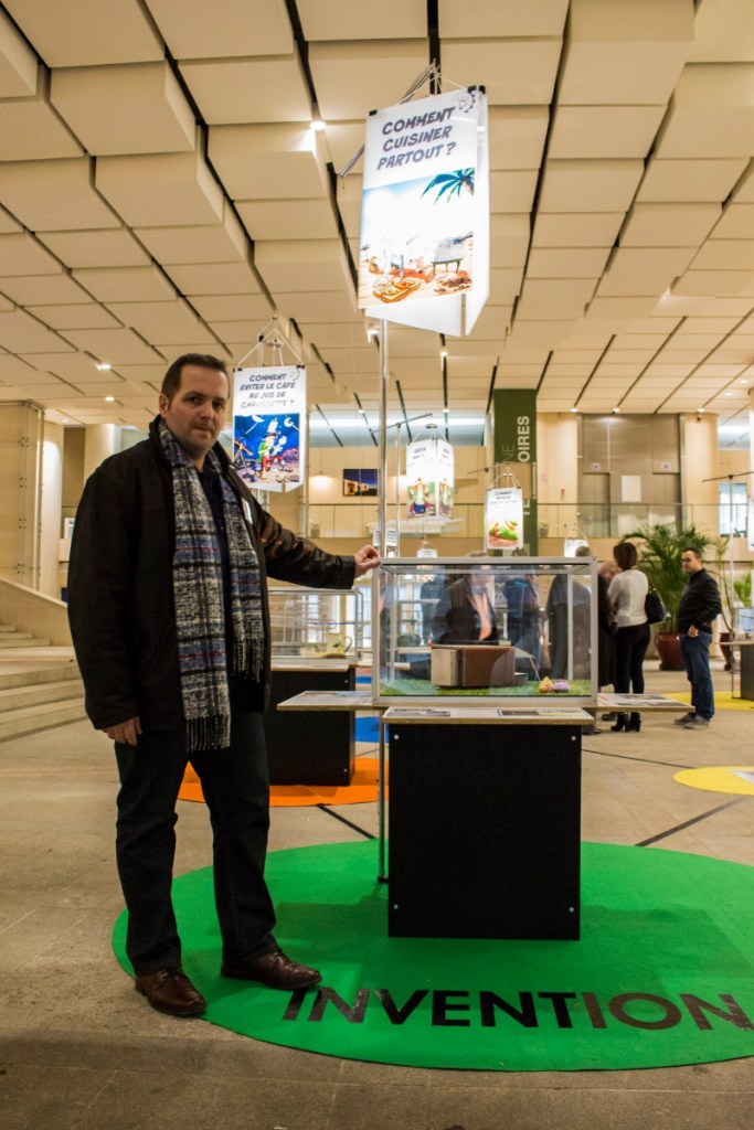 """Exposition """"les Inventifs"""" by SpARTac Photography"""