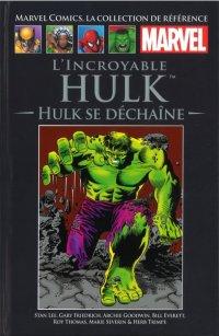 L'Incroyable Hulk - Hulk se déchaîne - Marvel Comics La collection de référence n°74