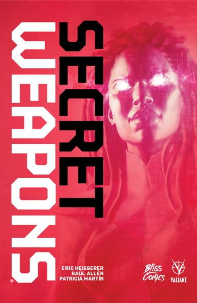 Secret Weapons : une traduction de comics par Mathieu Auverdin.